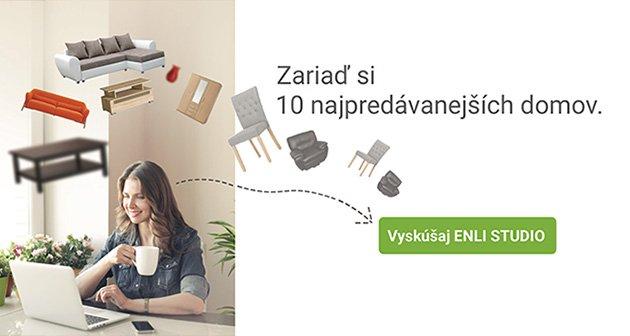 Enli - Zariaď si Projekt domu