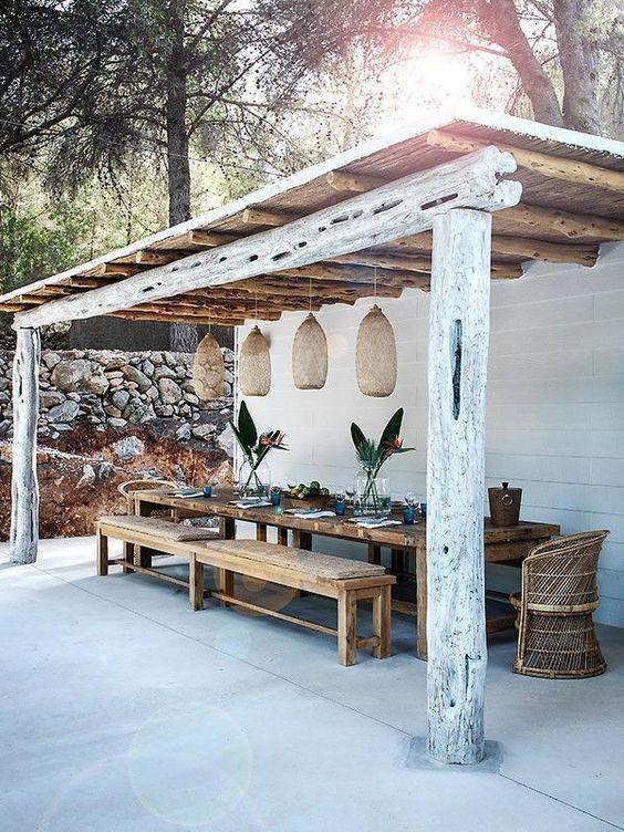 Ako vybrať altánok do záhrady