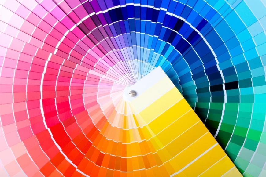 10 Základných teórií o farbách, ktoré by mali všetci vedieť.