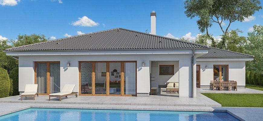 Lacný rodinný dom, ako zlacniť výstavbu rodinného domu.