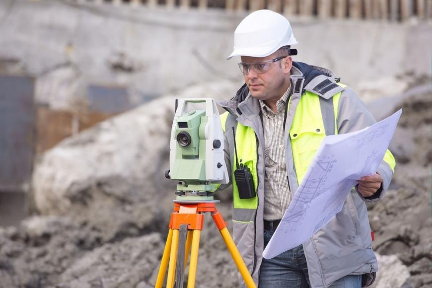 Úlohy geodeta pri stavbe domu