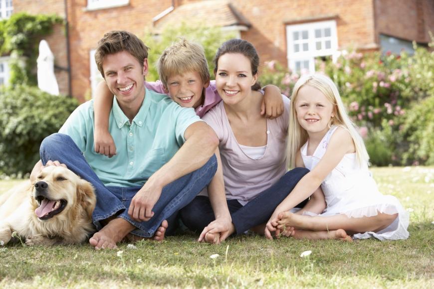 Výhody rodinného domu