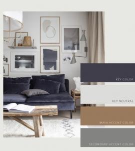 Aké farby zvoliť do interiéru