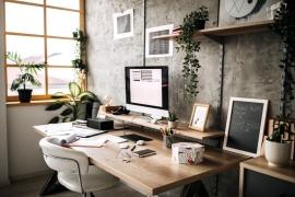 Home office alebo ako si zariadiť pracovný kútik