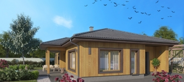 Projekty domov | Malý, alebo veľký rodinný dom ?