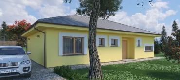 Projekty domov | Vetranie s rekuperáciou