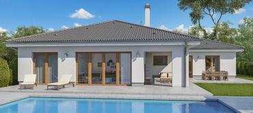 Projekty domov | Lacný rodinný dom, ako zlacniť výstavbu rodinného domu.