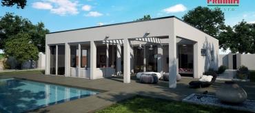 Projekty domov | Montovaný rodinný dom
