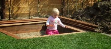 Projekty domov | Vyberáme pieskovisko pre deti