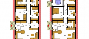 Projekty domov | Projekt domu s garážou alebo bez?