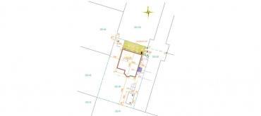 Projekty domov | Stavebný pozemok, umiestnenie rodinného domu na pozemok