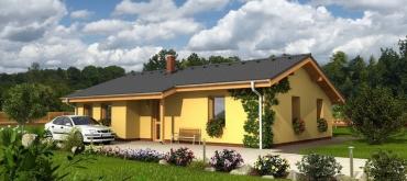 Projekty domov | Tepelné čerpadlo - umiestnenie v rodinnom dome.