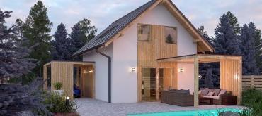 Projekty domov | Ako vybrať fasádne obklady