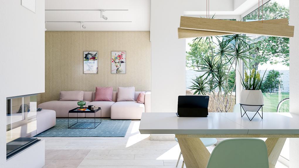 Bungalow 215 - obrázok interiér č.2