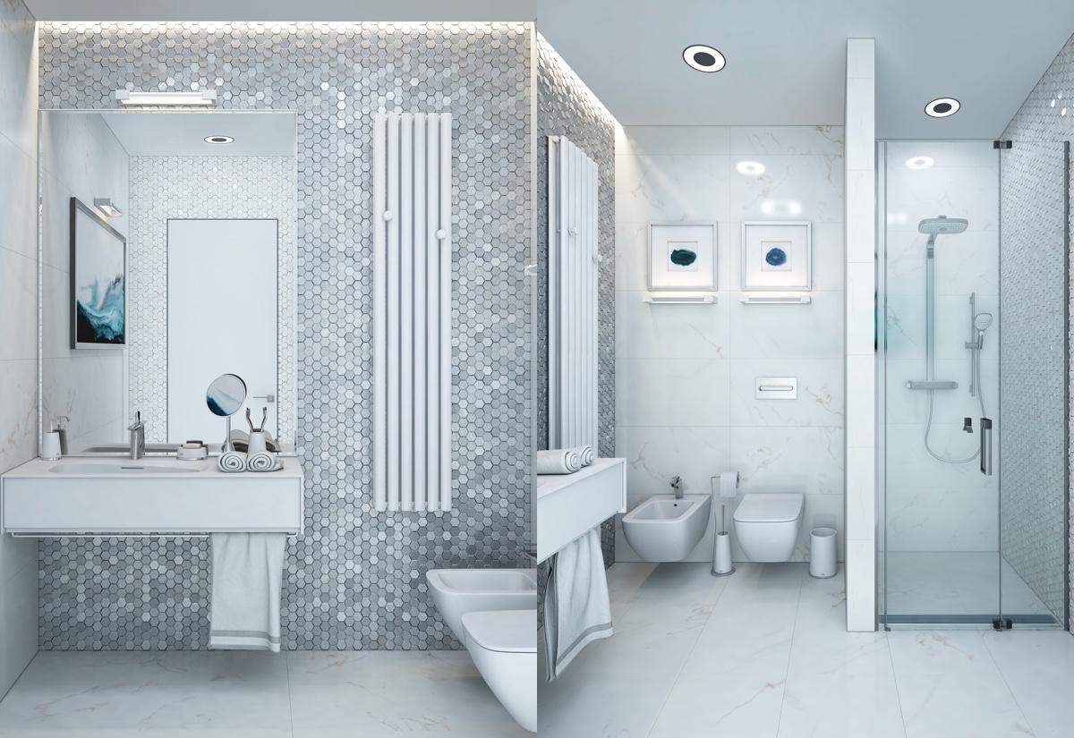 kúpeľna do domu