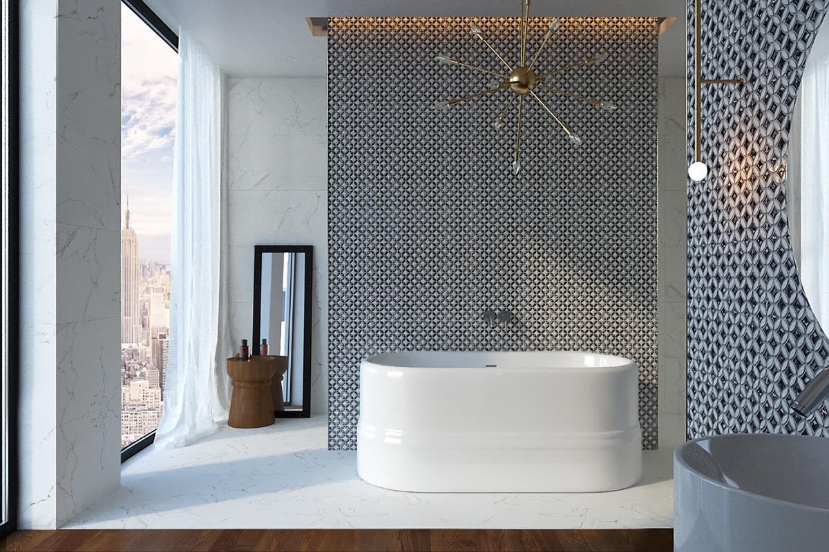 projekt kúpeľne