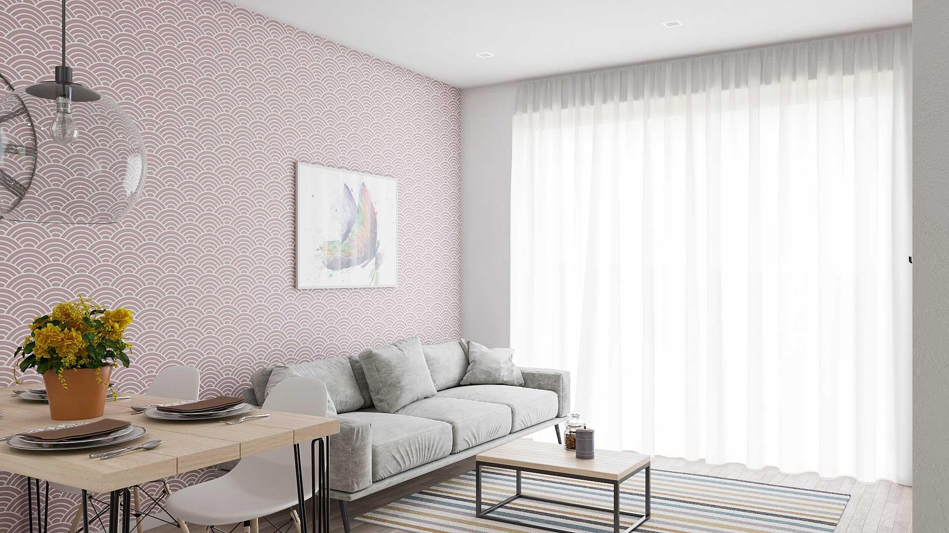 Interiér rodinného domu BUNGALOW 219