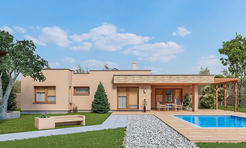 pekný dom