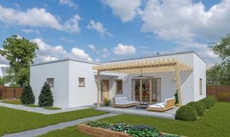 projekt domu ARKADA 11