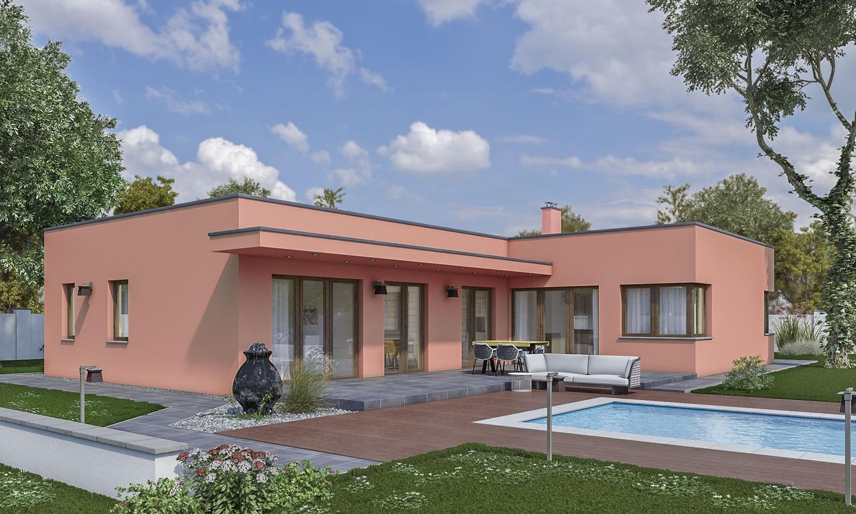 projekt domu ARKADA 12