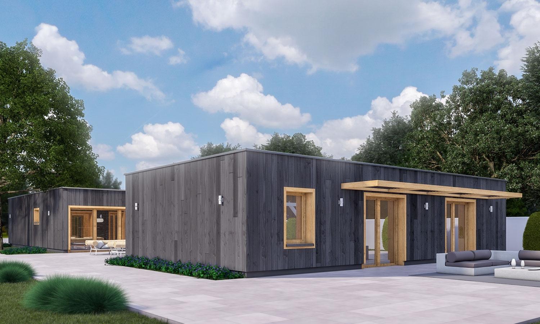 projekt domu ARKADA 2