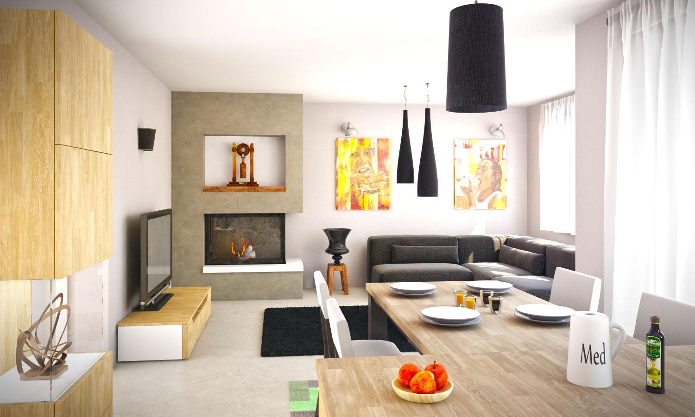 projekt domu ARKADA 4