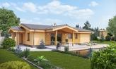 Projekt domu na úzky pozemok