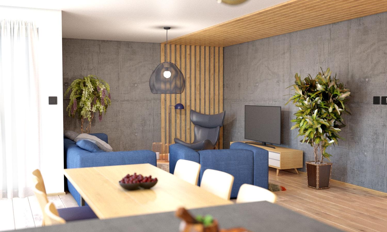 projekt domu BUNGALOW 202