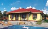 Pekný Bungalov s terasou prístreškom