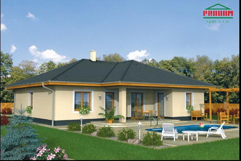 Projekty domov bungalow 5 prodom spol s r o for Www bungalow5 com