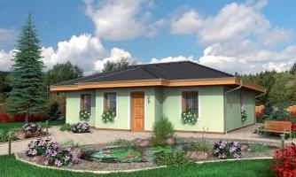 Dom do tvaru L