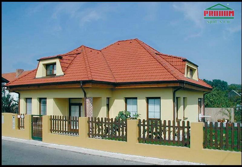 projekt domu BUNGALOW 80