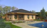 Nádherný dom s terasou