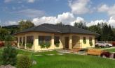 Členitý bungalov