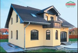 projekt domu COMFORT 126