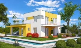 Atypický projekt domu