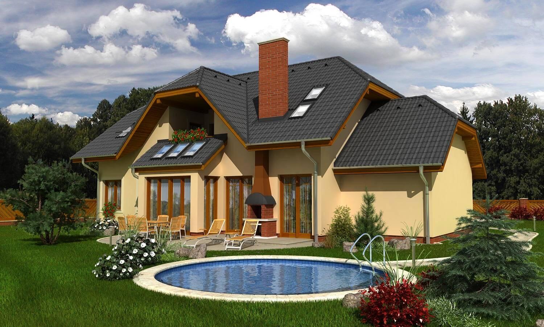 projekt domu EXCLUSIV 230