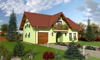 projekt domu EXCLUSIV 240