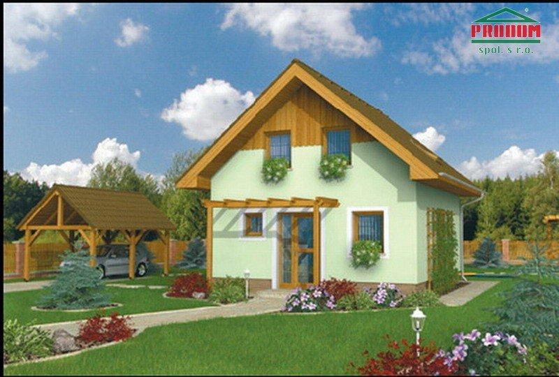 projekt domu FÉNIX