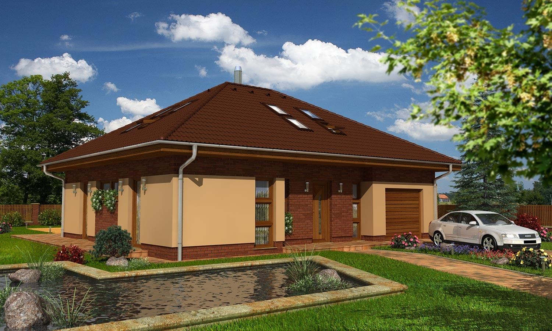 projekt domu GALLERY