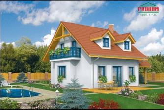 projekt domu HIT
