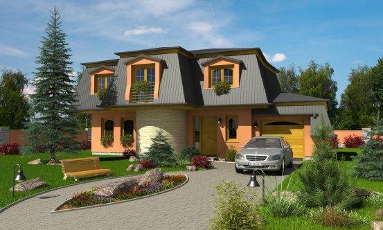 projekt domu HORIZONT 60