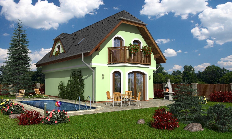 projekt domu KLASSIK 102