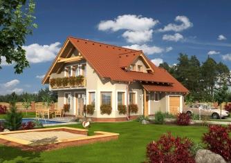 projekt domu KLASSIK 103