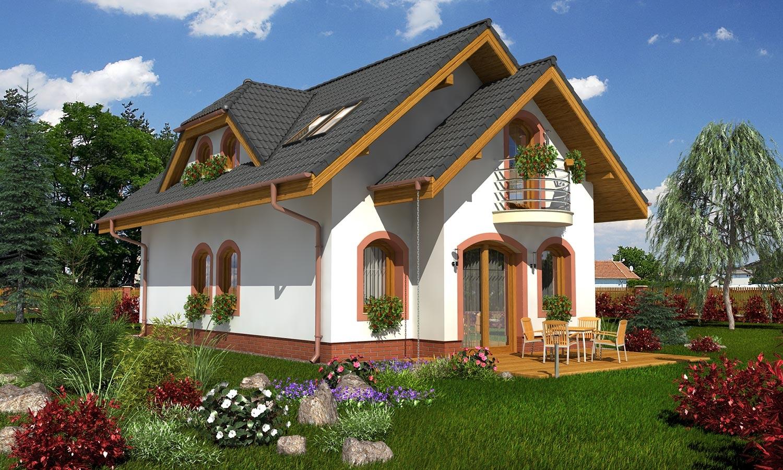 projekt domu KLASSIK 106