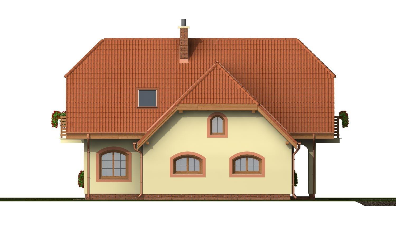 Pohľad 2. - Elegantný veľký dom so suterénom, vhodný ako dvojdom
