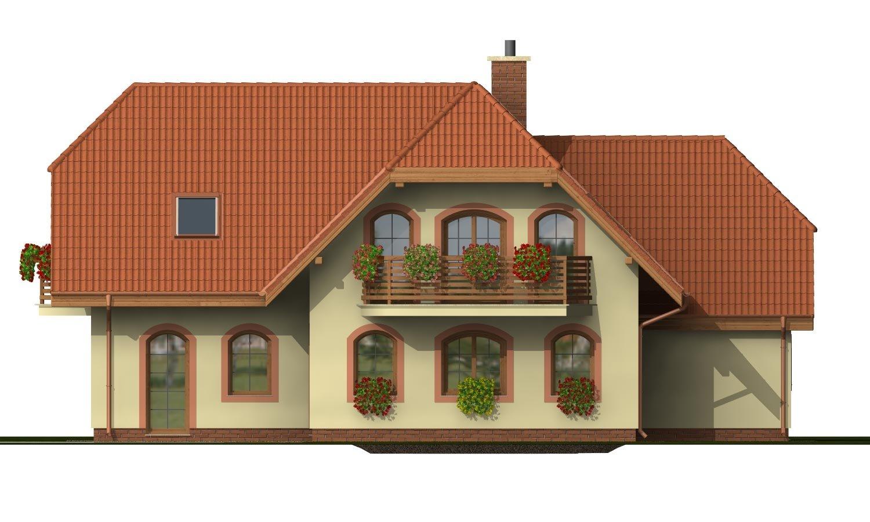 Pohľad 3. - Elegantný veľký dom so suterénom, vhodný ako dvojdom