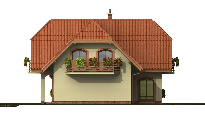 Pohľad 4. - Elegantný veľký dom so suterénom, vhodný ako dvojdom