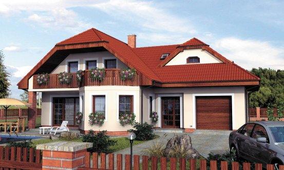 projekt domu KLASSIK 137