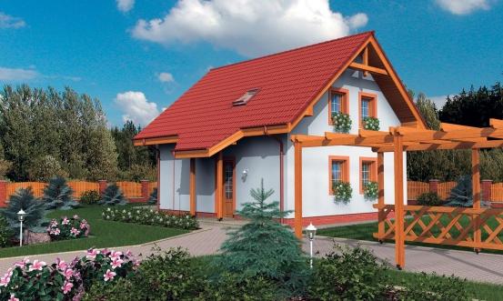 projekt domu KLASSIK 139